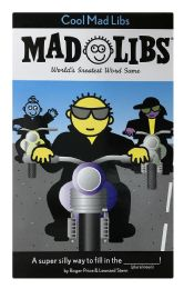 6 of Cool Mad Libs Mad Libs World'S Greatest Word Game