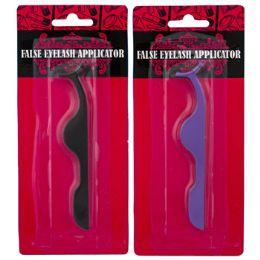 36 of False Eyelash Applicator 2ast Color Metal Hba/blister