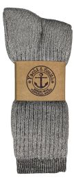 72 of Yacht & Smith Mens Terry Lined Merino Wool Thermal Boot Socks