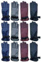 48 of Yacht & Smith Women's Winter Warm Waterproof Ski Gloves, One Size Fits All Bulk Pack