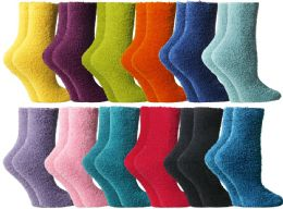 72 of Yacht & Smith Butter Soft Womens Cozy Fuzzy Socks, Sock Size 9-11