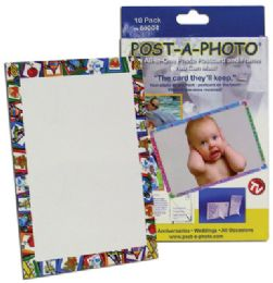 100 of PosT-A-Photo Post Card Frames 10 Pack Boxed