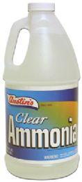 8 of Ammonia 64 Oz Clear Maximum 5 Cases