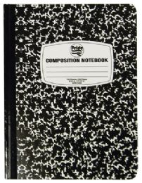 48 of Composition Notebook 100 Sheet 9.75 X 7.5 Inch Wide Ruled