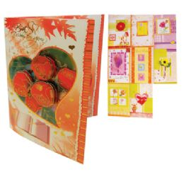 72 of Best Wishes/just For You Musical Greeting Card 5.5 X 8 Inch With Light