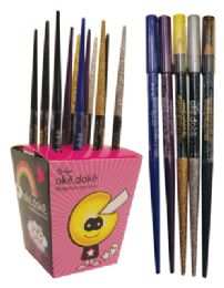 72 of Eyeliner Pencil .036 Oz In Counter Display