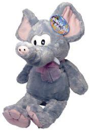 6 of Plush Elephant 22 Inch