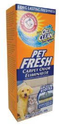 6 of Arm And Hammer Carpet Odor Eliminator 30 Oz Plus Oxi Clean Pet Fresh