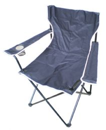 6 of Camping Chair 20 X 20 X 33 Inch Black
