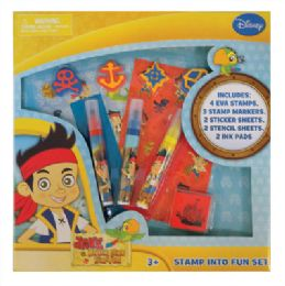 12 of Jake And The Neverland Pirates Activity Set