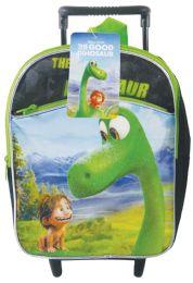 "6 of Disney Rolling Backpack 12"" Good Dino"