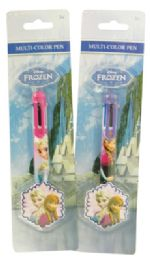36 of Frozen MultI-Color Pen 6 Color Inks 2 Assorted Styles