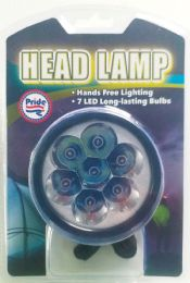 24 of Head Lamp 7 Led 3.25 in