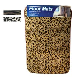 48 of Floor Mat Memory Foam 15 X23 Inch Assorted Animal Prints