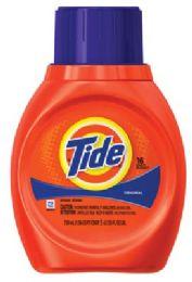 6 of Tide Liquid Laundry Detergent 25 Oz 16 Loads Original