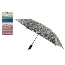 24 of AUTOMATIC UMBRELLA 42 PRINTED OVERSIZED