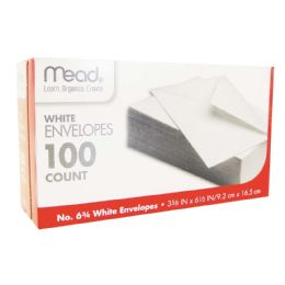 24 of Mead Envelopes 100 Ct #6.75