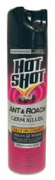 12 of Hot Shot Ant/roach/germ Killer 17.5 Oz Fresh Floral Scent Must Be Broken