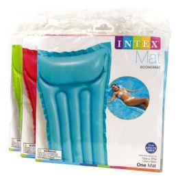12 of InteX- Pool Mat 72x72 Astd Adults Only