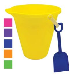 48 of Beach Pail 9 In With Shovel And Spout