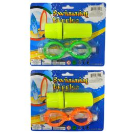 36 of Swim Goggles And Waterproof Capsule Kids