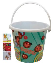 48 of Pride Kids Pail 6.75 X 7 Inch