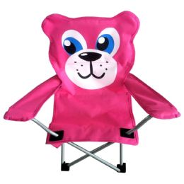 6 of Camping Chair 26 X 14 X 14 Bear Design
