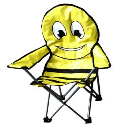 6 of S.f.h. Camping Chair For Kids 26 X 14 X 14 Bee Design