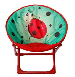 6 of Kids' Moon Chair Ladybug