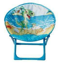 6 of Kids' Moon Chair Dinosaur