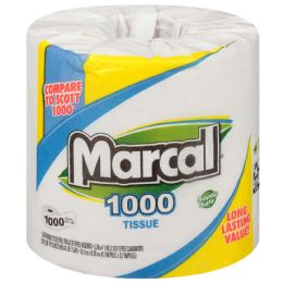 80 of Marcal Single Roll 1000ct B/tissue