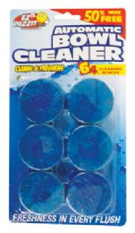 36 of Automatic Toilet Bowl Cleaner 6 Pack 10.5 Oz Total