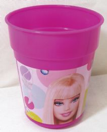 36 of Barbie Cup 14 Ounces Plastic