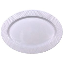 48 of Crown Dinnerware Melamine Oval