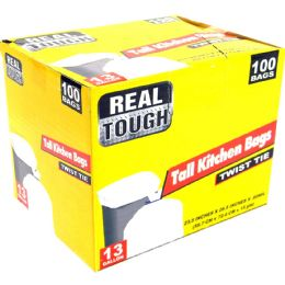 12 of Real Tough Tall Kitchen Bag 13
