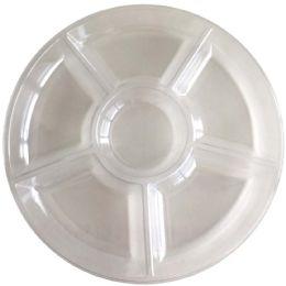 25 of Crown Dinnerware Plastic Cryst