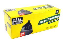 12 of Real Tough Trash Bag 39 Gl 30
