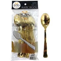 24 of Crown Dinnerware Plastic Cutle