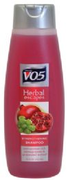 6 of VO5 SHAMPOO 12.5 OZ POMEGRANATE AND GRAPESEED