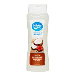 6 of White Rain Shampoo Coconut And Hibiscus 15 oz