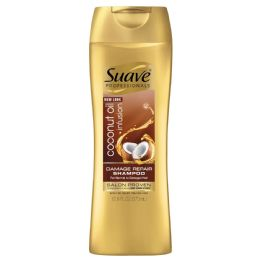6 of Suave Shampoo 12.6 Oz Coconut Infusion Damage Repair