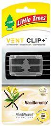 24 of Little Tree Vanilla Roma Vent Clip Freshener