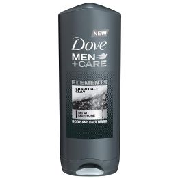12 of Dove Bodywash 400 Ml Charcoal And Clay Men