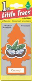 24 of Little Tree Coconut Car Freshener 1's