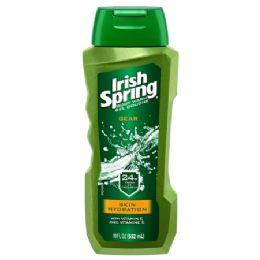 6 of Irish Spring Body Wash 18 Oz Gear Hydrating