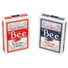 12 of BEE USED PLAYING CARDS