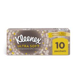 32 of Kleenex Ultra Soft 4ply 10 Pk Pocket Tissue