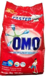 4 of Omo 3 Kg Powder Laundry Detergent Ultra Clean