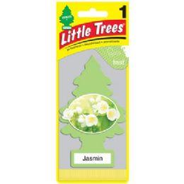 24 of Little Tree Jasmin Car Freshener Yellow 1's