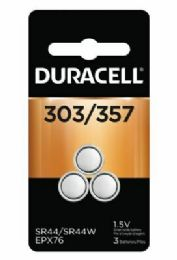 36 of Duracell Silver Oxide 303-3
